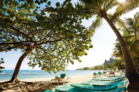 Strand Dominicaanse Republiek