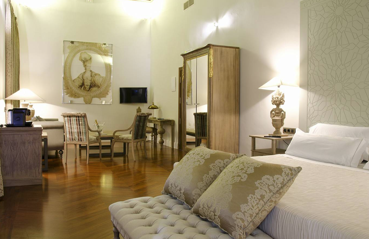 Design hotel sevilla palacio pinello boutique face2face travel