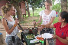 Laos samen koken